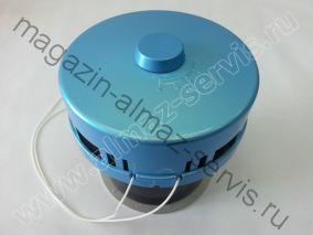 Цветной оголовок приточного клапана КПВ-125 №3 (аналог КИВ-125)