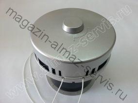 Цветной оголовок приточного клапана КПВ-125 №8 (аналог КИВ-125)